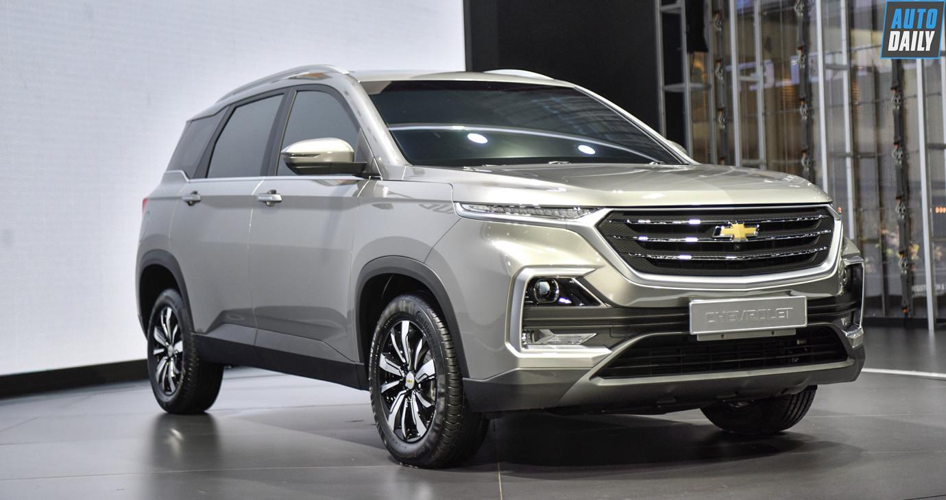 Sau thông báo rút khỏi Thái Lan, GM đại hạ giá xe Chevrolet tới 50%