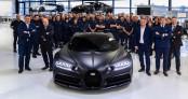 Chiêm ngưỡng hypercar triệu đô Bugatti Chiron Sport Edition Noire Sportive