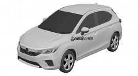 Honda City thế hệ mới lộ bằng sáng chế bản hatchback