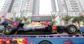 Chùm ảnh roadshow mô hình xe đua F1 tại Hà Nội