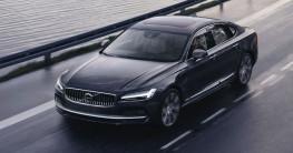 Bộ đôi xe sang Volvo S90 và V90 2020 được trang bị bộ lọc bụi mịn PM 2.5