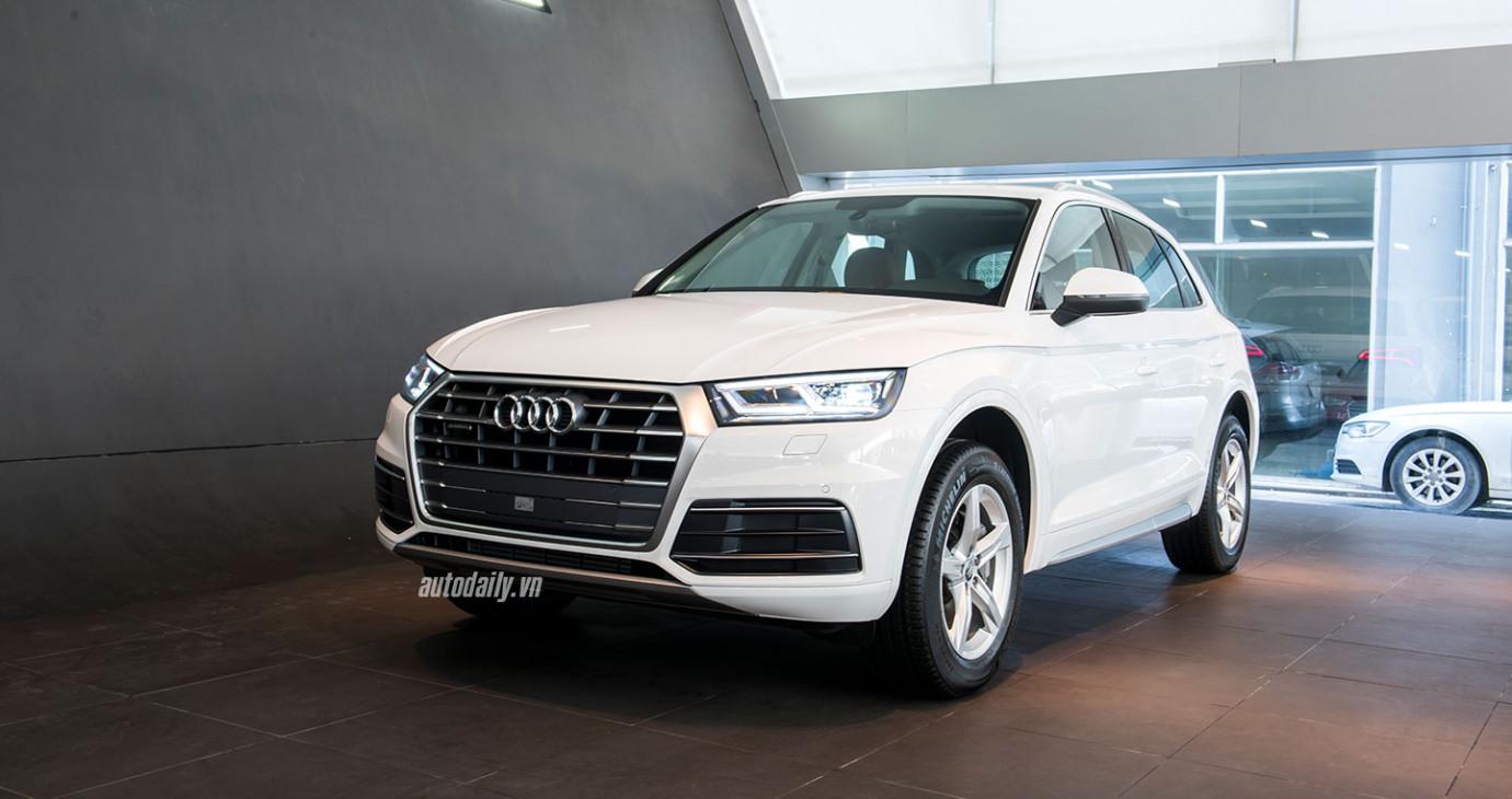 Audi Việt Nam triệu hồi hơn 600 xe Q5 để sửa lỗi ốp chắn bùn