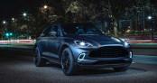 Siêu SUV Aston Martin DBX phiên bản carbon đặc biệt