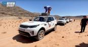 Namibia – Hành trình mê hoặc (phần 5) - Trail to Namibia - Land Rover