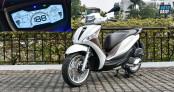 Piaggio Medley 2020 giá 75 triệu: Cốp siêu rộng, ABS 2 kênh, màn hình LCD