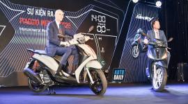 Piaggio Medley 2020 ra mắt tại Việt Nam, giá từ 75 triệu đấu Honda SH