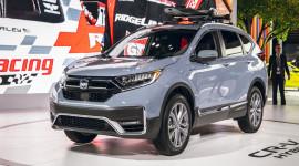 Honda CR-V phiên bản tiết kiệm nhiên liệu nhất có giá từ 28.870 USD