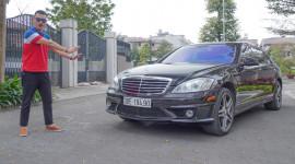 Mercedes S63 AMG cũ giá 1,2 tỷ đồng - MÓN HỜI thực sự?