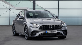 Phiên bản hiệu năng cao Mercedes-AMG E53 2021 chính thức trình làng