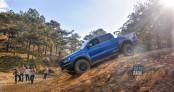 Kiểm chứng khả năng Offroad của Ford Ranger Raptor tại Đà Lạt