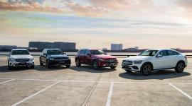 Mercedes-Benz Việt Nam ra mắt 7 sản phẩm chiến lược cho năm 2020