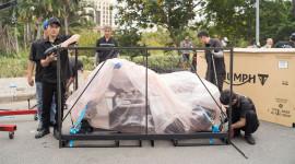 """Triumph Việt Nam chốt ngày ra mắt """"tên lửa"""" Rocket 3 2020"""