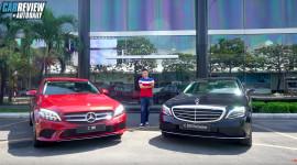 Nên chọn Mercedes C180 hay Mercedes C200 Exclusive?