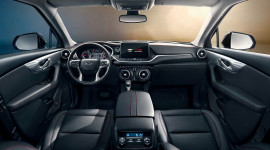 SUV 7 chỗ Chevrolet Blazer 2021 công bố ảnh nội thất