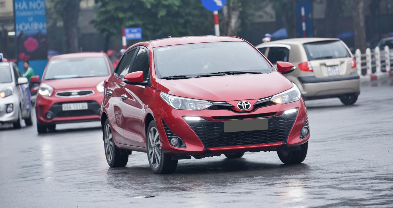 Doanh số Toyota Việt Nam tháng 2/2020 đạt 4.862 xe, đứng đầu thị trường
