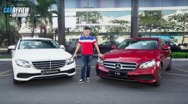 Nên mua Mercedes E 200 Exclusive hay E 180?