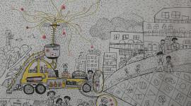 """Công bố kết quả Cuộc thi vẽ tranh quốc tế """"Chiếc ô tô mơ ước"""" lần thứ 9"""