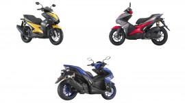 Yamaha NVX 155 2020 ra mắt, thể thao hơn