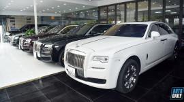 Tiết kiệm cả chục tỷ đồng khi mua Rolls-Royce Ghost tại Showroom này