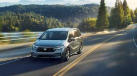 Honda Odyssey 2021 ra mắt với nhiều nâng cấp
