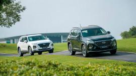 Phân khúc SUV 7 chỗ tháng 2/2020: Hyundai SantaFe đắt khách hơn Toyota Fortuner