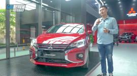Mitsubishi Attrage 2020 - Xe nhập giá dưới 500 triệu đấu Toyota Vios