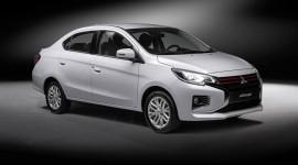 Mitsubishi Attrage 2020 ra mắt tại Việt Nam, giá từ 375 triệu đồng