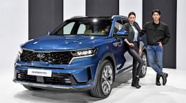 Kia Sorento 2021 chính thức ra mắt tại Hàn Quốc, giá từ 23.700 USD