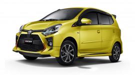 Toyota Wigo 2020 ra mắt, hầm hố và hiện đại hơn