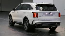 Kia Sorento 2021 - Lột xác ngoạn mục - Đuôi xe như Rolls Royce Cullinan
