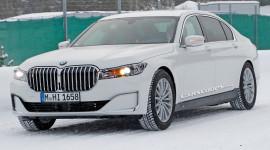 BMW 7-Series thế hệ tiếp theo sẽ có biến thể chạy điện