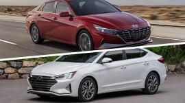So sánh Hyundai Elantra 2021 với phiên bản tiền nhiệm: Có đáng để lên đời?