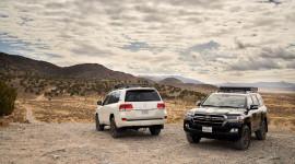 Toyota Land Cruiser thế hệ mới sẽ loại bỏ động cơ V8, giữ nguyên khả năng off-road