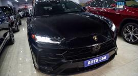 Hơn 22 tỷ, Lamborghini Urus 2020 màu đen độc nhất Việt Nam có gì đặc biệt?
