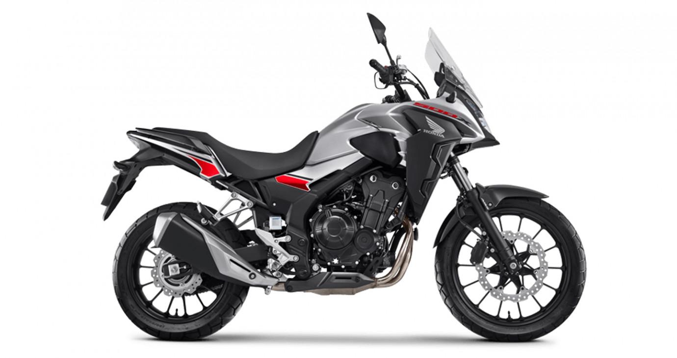 Honda CB500X 2020 trình làng với bộ áo bắt mắt hơn