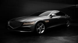 Genesis G80 2021 chốt ngày ra mắt chính thức vào 30/3