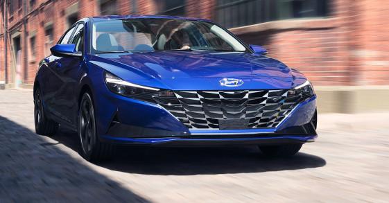10 thay đổi trên Hyundai Elantra 2021 khiến đối thủ như Civic, Mazda 3 phải e dè
