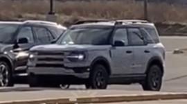 Ford Bronco Sport 2021 lộ diện, giá dự kiến khoảng 25.000 USD