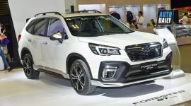 Gói phụ kiện chính hãng GT Edition cho Subaru Forester, giá từ 78 triệu đồng