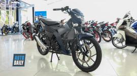 Chi tiết Suzuki Satria F150 nhập chính hãng có giá từ 51,99 triệu đồng