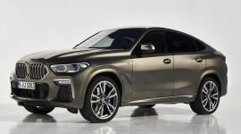 BMW X6 2020 ra mắt tại Thái Lan giá 5,16 tỷ đồng