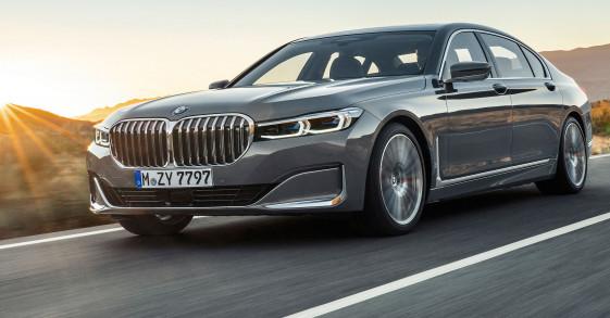 3 phiên bản nâng cấp của BMW Series 7 sắp cập cảng Việt Nam
