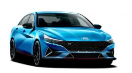 Xem trước thiết kế ngoại thất của Hyundai Elantra 2021 bản hiệu suất cao