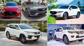 Ô tô tiếp tục giảm giá KHỦNG - Đề xuất giảm 50% thuế, phí trước bạ cho khách mua xe