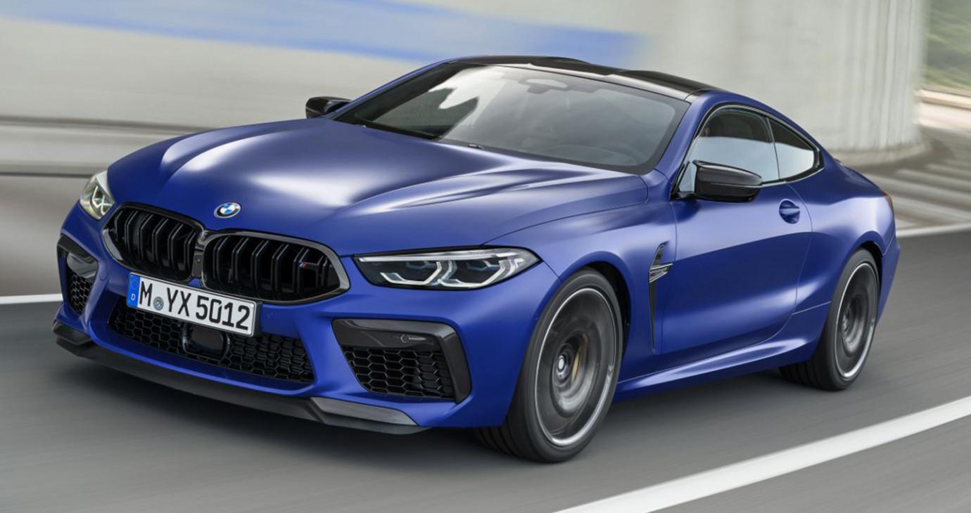 BMW M8 Coupe giá 12,8 tỷ tại Thái Lan, tư nhân tại Việt Nam bán rẻ hơn nhiều