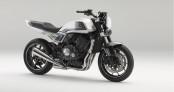 Honda CB-F Concept 2020 ra mắt, xế hoài cổ cho tương lai