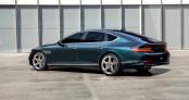 Genesis G80 2021 - Đẹp như Bentley, phả hơi nóng lên Mercedes E Class, BMW 5 Series và Audi A6