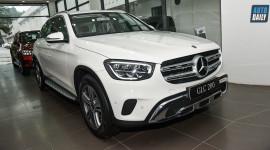 Chi tiết Mercedes-Benz GLC 2020 bản rẻ nhất tại đại lý