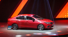 Honda City 2020 đạt chứng nhận an toàn 5 sao