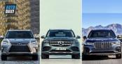 Vênh 3,5 tỷ đồng, vì sao Lexus LX570 vẫn được chuộng hơn BMW X7 và Mercedes GLS